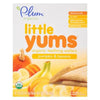 Plum Organics Little Yums Organic Teething Wafers Pumpkin & Banana - 6 ct