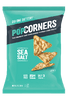 Popcorners Sea Salt Popped Corn Chips 3 oz Bag