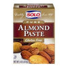 Solo Pure Almond Paste Gluten Free