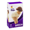 Stop & Shop Ice Cream Cups Jumbo - 12 ct
