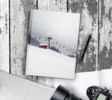 Red Cabin - Notebook