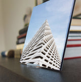 The Broad Museum - Mini Acrylic