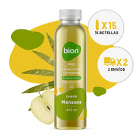 Pack 30 Biori® Waters Manzana