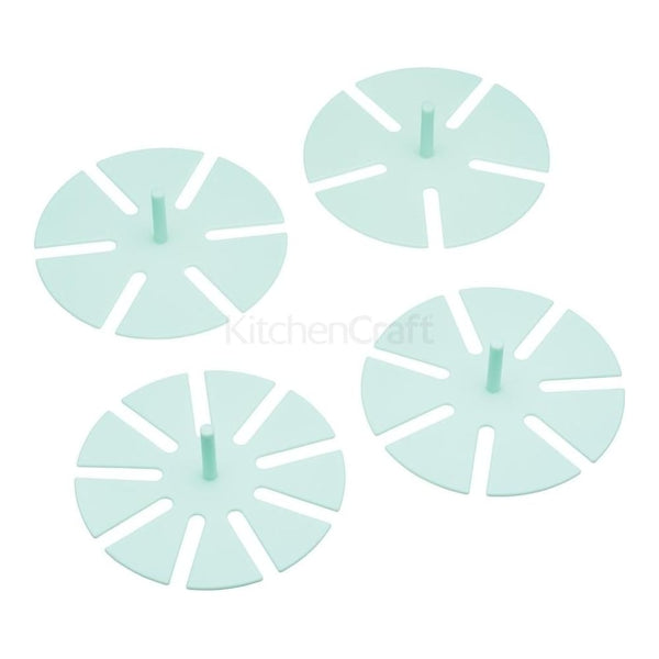 4pc Cake Portion Marker