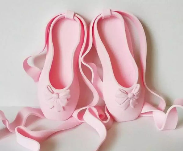 Ballet shoe multi cutter, sole 12.5x5cm
