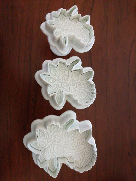 Lace border plunger cutter, A4485
