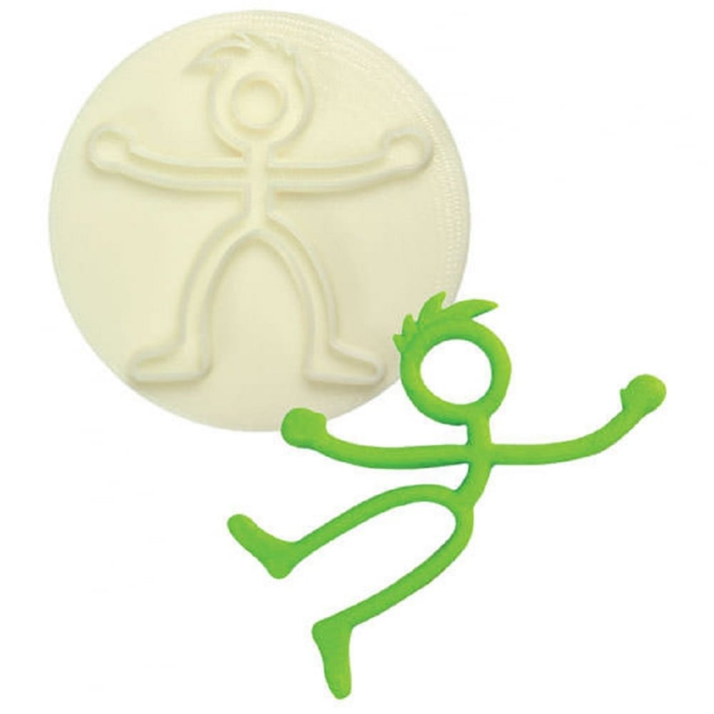 Stick Figure pop it cutter set