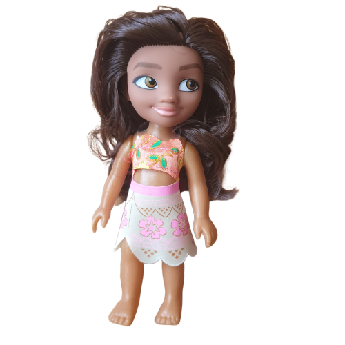 MOANA doll 15cm. Perfect for cake topper