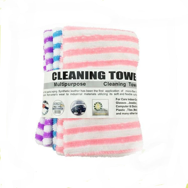 Multipurpose Cleaning Towel, kitchen cloth, 5 per pack