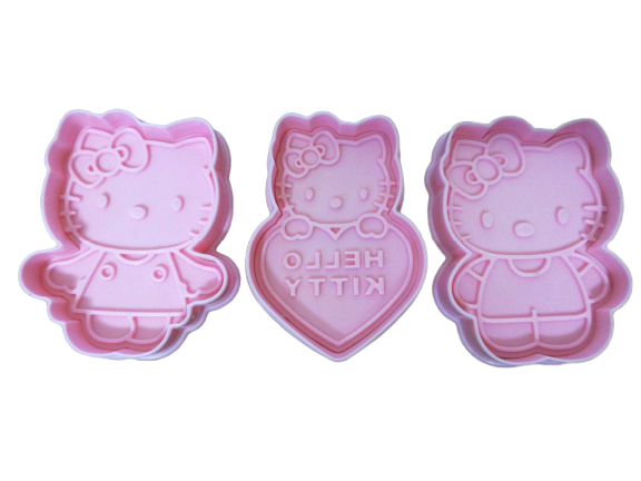 Hello Kitty Plunger set