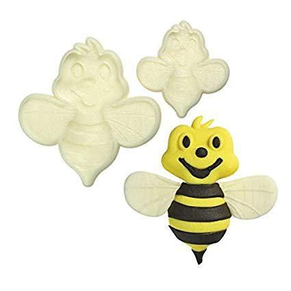 Bee pop it cutter set