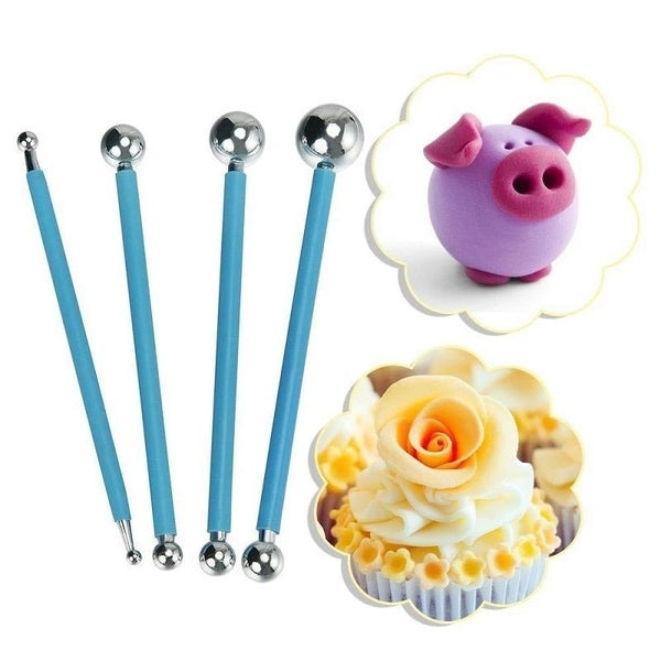 Fondant Modeling ball tools