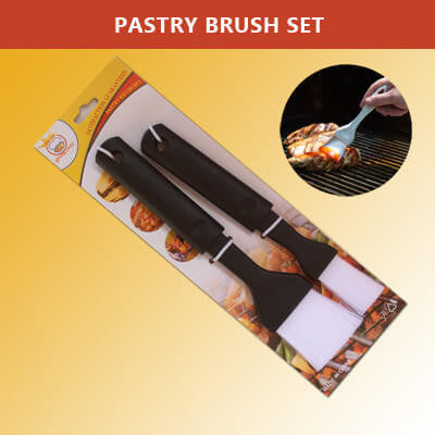 Pastry brush set