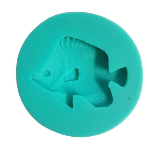 Fish Silicone mould, 5.3x3.2cm
