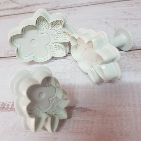 Lace Flower plunger cutter, A3413