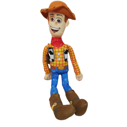 Small Woody Soft Toy, 37cm, Toy Story