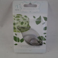 Metal Fondant leaves cutters, A