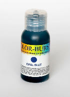 Kolor-Burst Gel Colouring, Opal Blue 50ml