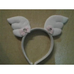 Angel aliceband, perfect for a party or concert