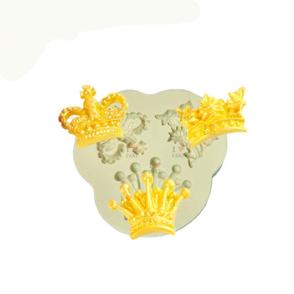 Imperial Crown Silicone Mould