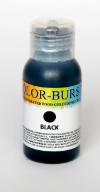 Kolor-Burst Gel Colouring, Black 50ml