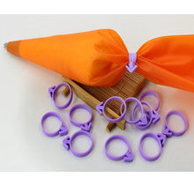 Piping bag ties. 12 per packet