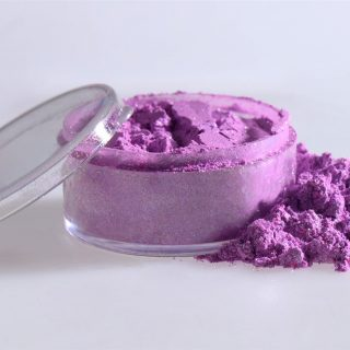 Rolkem Chiffon Powder, Amethyst 10ml