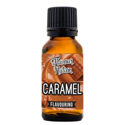 Flavour Nation Flavouring, Caramel 20ml