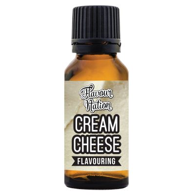 Flavour Nation Flavouring, Cream Cheese 20ml