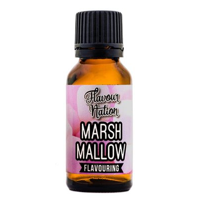 Flavour Nation Flavouring, Marshmallow 20ml