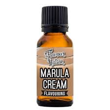Flavour Nation Flavouring, Marula Cream 20ml