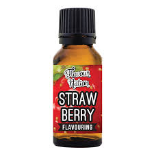 Flavour Nation Flavouring, Strawberry 20ml