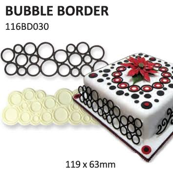 PME Bubble border cutter