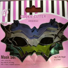 Mask cookie cutter metal, 10.5x5cm