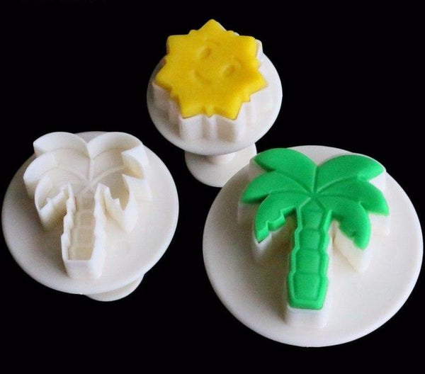 Palm tree sun plunger cutter