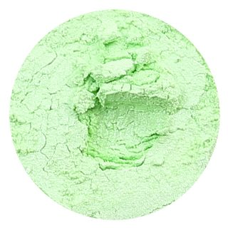 Rolkem Pastel Blush Powder, Green 10ml