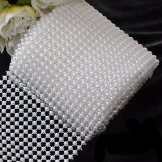 Pearl roll for decor or cake decorating, ( +- 1meter) B