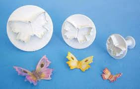 Butterfly plunger cutter set small