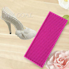 Bead pearl Impression Silicone mould, size of mould 25x10cm
