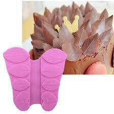 Silicone mould Multi leaves
