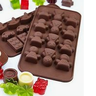 Chocolate truffle  silicone mould, angel FF