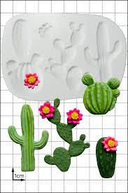 Cactus silicone mould