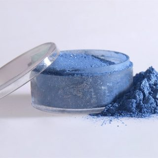 Rolkem Sparkle Powder, Blue 10ml