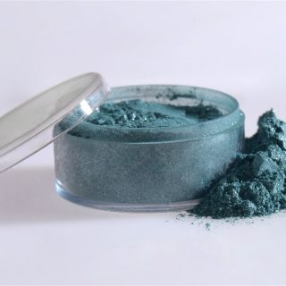 Rolkem Sparkle Powder, Emerald 10ml