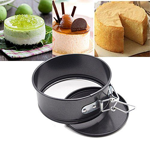 Small Round springform cake pan, 12cm