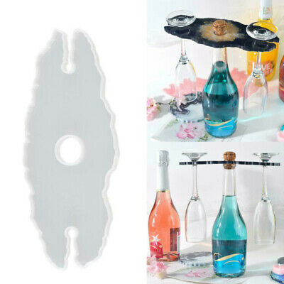 Wine holder  silicone resin mould