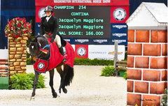 Wellesley Equestrian | Washington International Horse Show