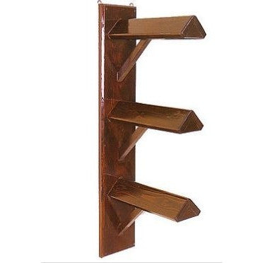 Wall Mount Saddle Rack - Triple