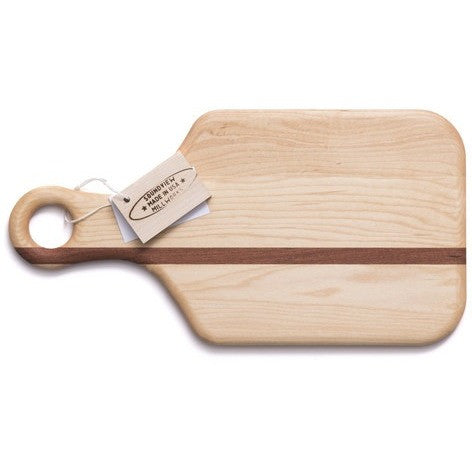 Equestrian Cheese Board - Small Handle - WELLESLEY EQUESTRIAN