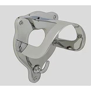 Chrome Bridle Bracket